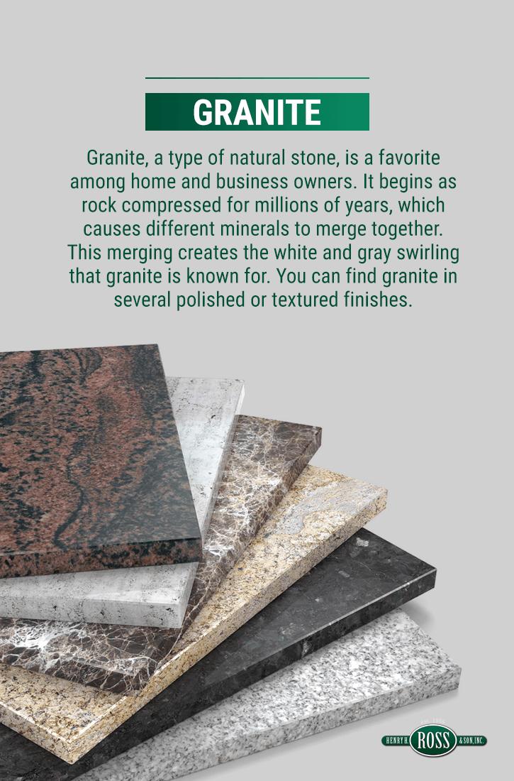Granite Commercial Countertops