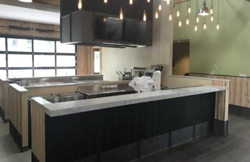 Countertops for Senior Housing