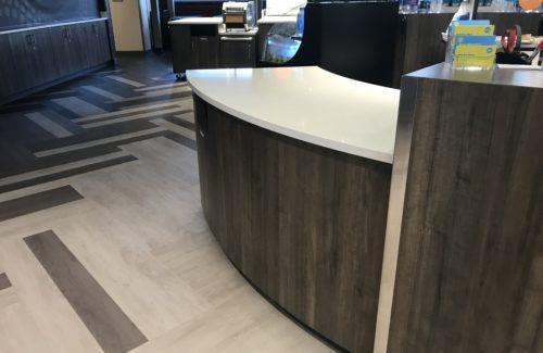 Tru by Hilton Check-In Desk