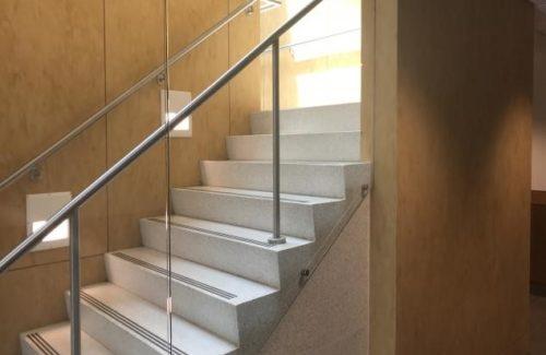 Staircase In Millersville University Gordinier Dining Hall