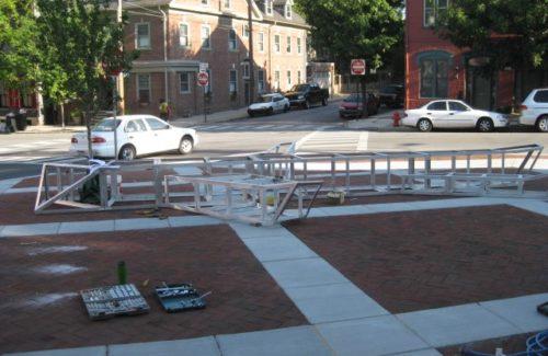Artwork Bench In Lancaster, PA Design Process