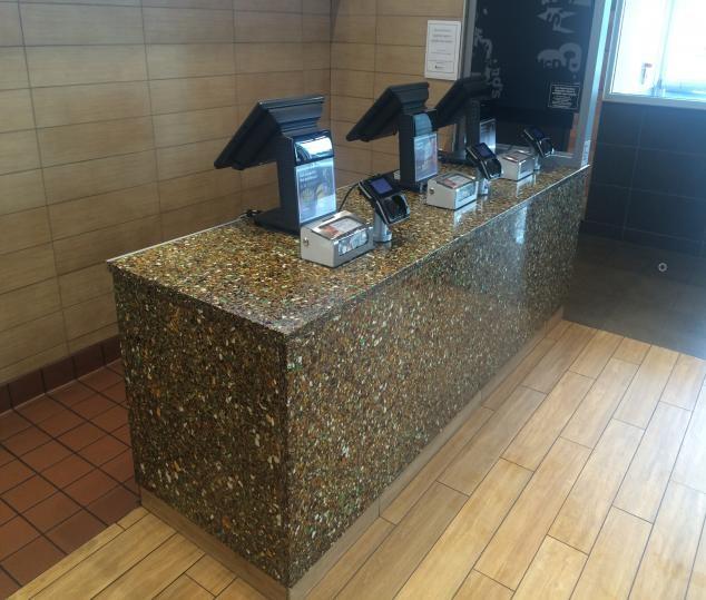 Vetrazzo Alehouse Amber Ordering Countertop