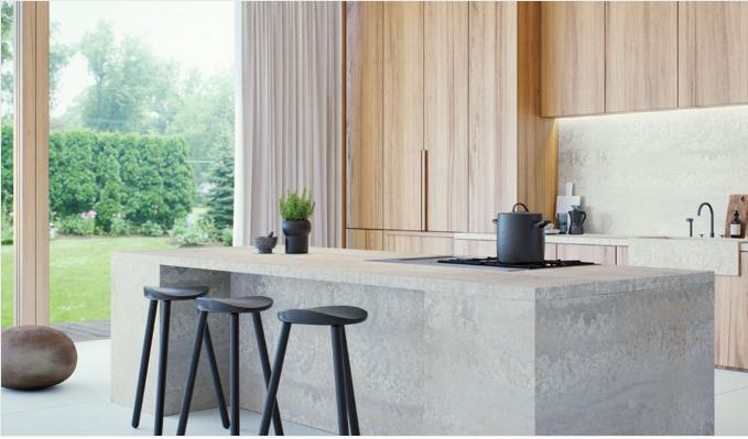 Caesarstone Quartz Kitchen