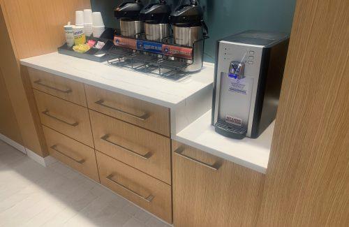 Coffee Area Countertop