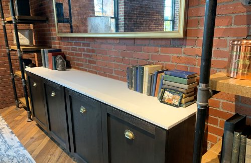 Bookshelf Countertop