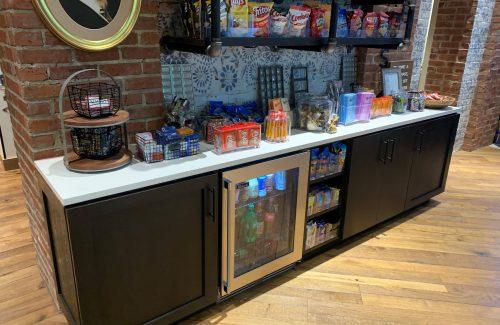 Snack Bar Countertop