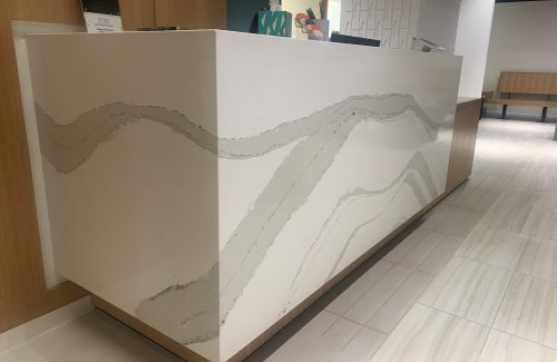 Marbled Countertop