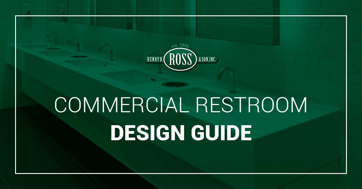 Commercial Restroom Design Guide